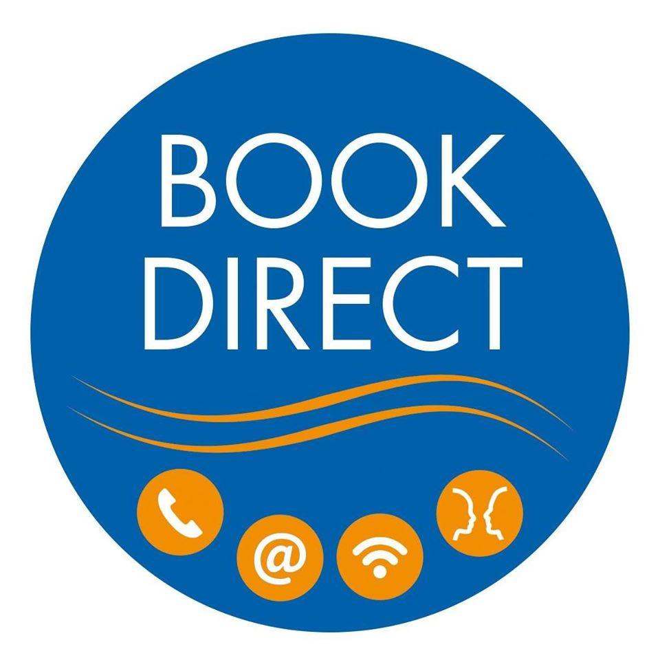 Book Direct Map logo